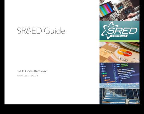 SR&ED Guide